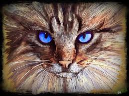 Pin by Aaron Goodson on My Artwork   Art, Cats, Artrage