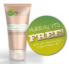 ad sample ad alert free samples of garnier bb cream hurry theyre going