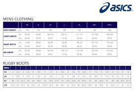 Asics Size Chart Asics Size Chart Www Studiozanolla Com
