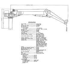 Knuckle Boom Crane Gcc 25 Ton Swl Van Loon Maritime