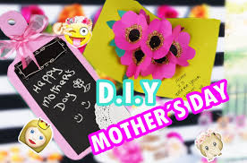 Easy Last Minute Diy Mothers Day Gifts