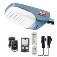 genie silentmax 1000 3 4 hp dc motor belt drive garage door opener revolution