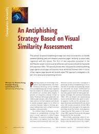 Assessment On Based An Pdf Similarity Antiphishing Visual Strategy wUZHH6q7