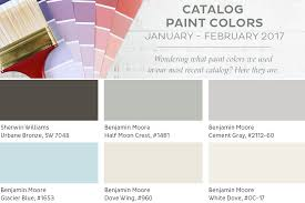 benjamin moore paint colorJanuaryFebruary 2017 Ballard Designs Paint Colors  How To Decorate