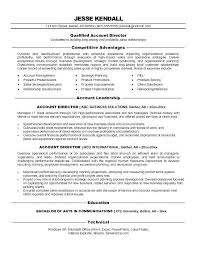 Contemporary Resume Examples Executive Director Non Profit Adornment ...