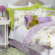 Purple And Green Bedroom Purple And Green Bed Comforters Shaibnet