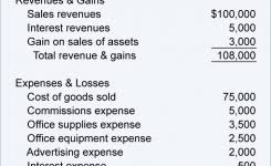 social issue essay example resumes inside examples of social income statement expense and losses accountingcoach throughout profit and loss statement example