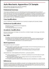 Auto Mechanic Resume Templates Cool Auto Repair Mechanic Resume Today Manual Guide Trends Sample