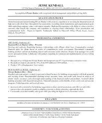 Banking Resume Samples Arzamas