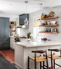 Small Galley Kitchen Layouts Modern On Kitchen Intended 25 Best Ideas About Small  Kitchens Pinterest 4