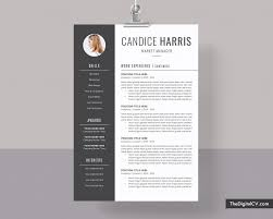 Cv Ms Office Professional Resume Template For Ms Word 2019 2020 Cv Template Cover Letter Modern Resume Creative Resume 1 3 Page Job Resume Teacher Resume