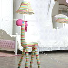floor lamp baby girl room girls ceiling fans with lights nursery lamps for frozen kids table