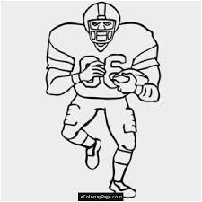 Football Player Coloring Pages Best 6 Of Nfl Running Back Coloring