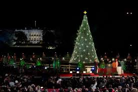 Dc White House Christmas Tree Lighting Huge Road Closures In Downtown Dc At Rush Hour On Thursday