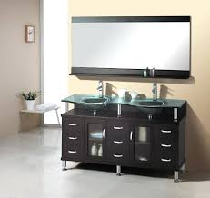 d vanity in grey with gl 70 inch bathroom double sink n