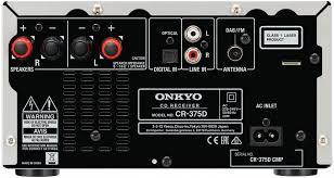 <b>Мини-система Onkyo CS</b>-<b>375D</b>