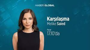 """Haber Global على تويتر: """"Birazdan @melikesaied'in hazırlayıp sunduğu  #Karsılasma programı başlıyor. Canlı Yayını İzlemek İçin:  https://t.co/HHitdLBzDQ #haberglobal #spor… https://t.co/uEWxkzPeiV"""""""