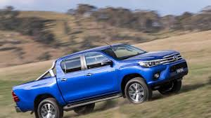 2016 Toyota HiLux 3.0 Litre D-Series Four-Cylinder Turbo-Diesel ...