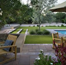 these days homeowners collaborate with professionals to design and install stunning artificial grass as part of a modern garden
