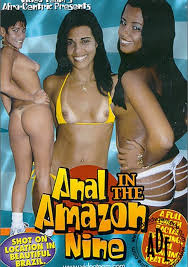 Anal in the amazin
