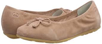 anastesia gerry weber womens anastesia 04 closed toe ballet flats rot