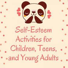 self esteem activities for kids Archives - BayArt