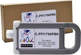 InkOwl Compatible Ink Cartridge Replacement for <b>Canon PFI</b> ...