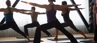 learn more about our yoga and pilates programs