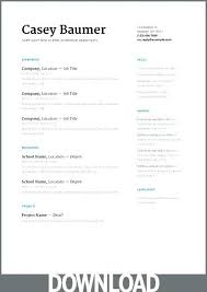 Google Resume Templates Free Cool Resume Templates Google Docs Google Resumes Free Templates Google