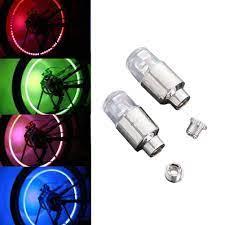 Combo 2 đèn led gắn van xe đạp nhấp nháy siêu sáng độc đáo dễ dàng lắp đặt  giúp bạn an toàn hơn tại TP. Hồ Chí Minh