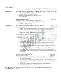 Sample Business School Resume Topshoppingnetwork Com