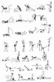 Реферат Лечебная физическая культура при гинекологических  Примерный комплекс лечебной гимнастики при гинекологических заболеваниях