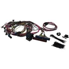 t bucket wiring harness and components shipping speedway painless wiring 60508 1999 2002 gm ls1 engine harness