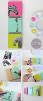 1001 Ideen Wie Sie Eine Kreative Wanddeko Selber Machen Diy