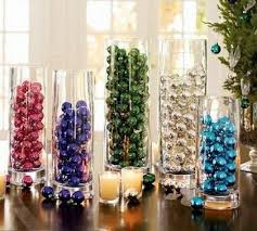 Non Traditional Christmas Decorations Easy Inexpensive Christmas Decorating  Ideas Vases on Non Traditional Christmas Colors