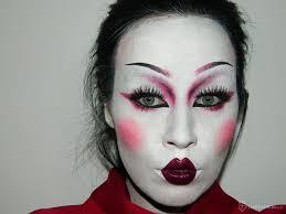 geisha makeup tutorial for