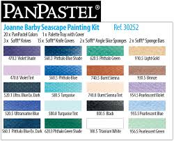 New Joanne Barby Sets Paint Draw Blend