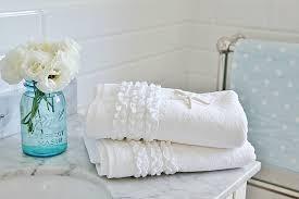 Towels On Pinterest Bath And Towel Set Bathroom Frightening Photos - Bathroom towel design