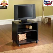 tv stand with casters. Image Is Loading Best-TV-stand-portable-small-Media-Cart-with- Tv Stand With Casters C