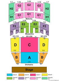 Robinson Center Performance Hall Tickets In Little Rock