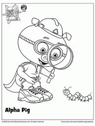 Small Picture Super Why Coloring Pages307463