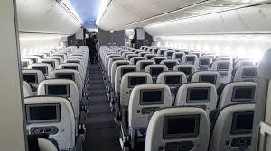 On Board British Airways Boeing 787 9 Dreamliner