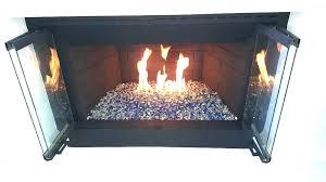 fire glass full size of rock gas fireplace insert kits rocks for pit image stylish