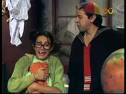 El Chavo - Ensuciando la ropa a Quico - 1976 - video Dailymotion