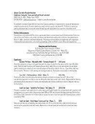 Short Resume Template Mesmerizing Short Resume Example Resume Guide Template For Chronological Resumes