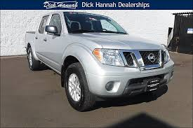 Kelley Blue Book Truck Value Used 2017 Nissan Frontier Vancouver ...