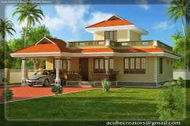 Small Picture Kerala Style House Elevation at 1524 sqft