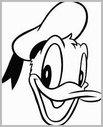 Donald Duck Coloring Pages Fresh Donald Duck Coloring Pages Best