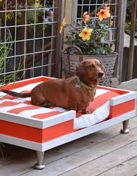 diy dog beds diy modern dog bed projects and ideas for large medium