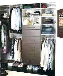 closet pants rack shallow closet ideas organizer sliding pants rack in prepare within shallow closet ideas closet pants rack